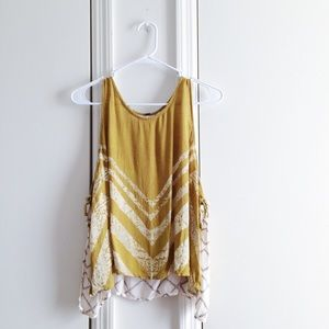 Free People Touch Of Love Tank